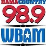 Bama Country 98.9 – WBAM-FM