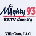 The Mighty 93 – KSTV-FM