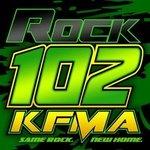 Rock 102 – KFMA