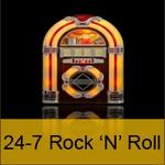 24/7 Niche Radio – 24-7 Rock 'N' Roll