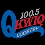 100.5 KWIQ – KWIQ-FM