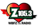 Z-105.3 – WBFZ