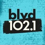 blvd 102.1 – CFEL-FM