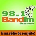 Rádio Band FM Brasnorte