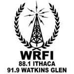 WRFI 91.9 FM (Ithaca Community Radio)