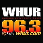 WHUR 96.3 FM – WHUR-FM