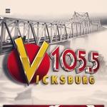 V 105.5 – WVBG-FM