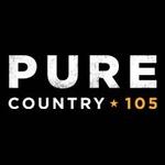 Pure Country 105 – CKQM-FM