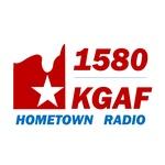 Hometown Radio 1580 – KGAF