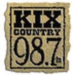KIX Country 98.7 FM – WAKX