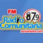 Rádio Comunitária Santa Rita 87.9