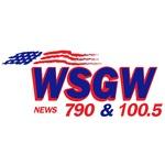 WSGW 100.5 FM – WSGW-FM