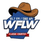 Real Country 95.7 FM / 1360 AM WFLW – WFLW