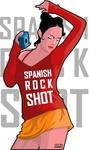 Spanish Rock Shot