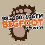 Bigfoot Country – WCFT-FM