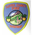 Yuba City, Sutter County, CA Fire