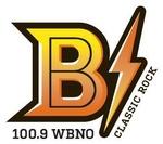 B-Rock 100.9 – WBNO-FM