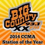 Big Country 93.1 – CJXX-FM