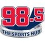 98.5 The Sports Hub – WBZ-FM