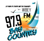 Bay Country 97.9 – WBEY-FM