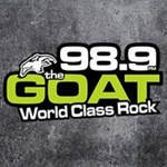 98.9 The Goat – CFCP-FM