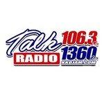 Talk Radio 106.3/1360 – K292HK