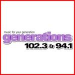 Generations 102.3 – WZGN