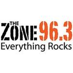 The Zone 96.3 – KRZN