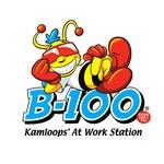 B-100 – CKBZ-FM