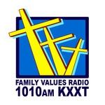Family Values Radio 1010 – KXXT