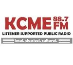 88.7 FM KCME – K208DP