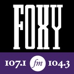 Foxy 107.1/104.3 – WFXK
