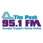 The Peak – CKCB-FM