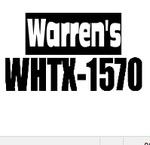 Warren's WHTX 1570 – WHTX