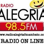 Alegria FM 98.5