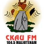 CKAU – CKAU-FM-1