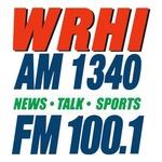 WRHI FM 100.1 – WRHI