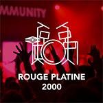 Rouge FM – Rouge Platine 2000