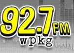 92.7 FM wpkg – WPKG