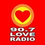 90.7 Love Radio – DZMB