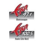 FM 97.1 et 100.5 – CHLC-FM