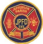 Jefferson Parish, LA Fire