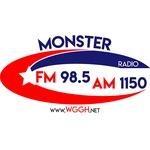 Monster Radio FM 98.5 AM 1150 – WGGH