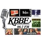 96.7 FM KBBE – KBBE