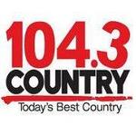 Country 104.3 – CJQM-FM