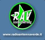 Rav Radio Antenna Verde