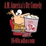 1640 A.M. America Radio – Comedy Channel