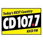 CD-107.7 – KICD-FM