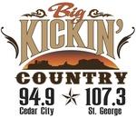 Big Kickin' Country – K257AG