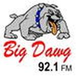 The Big Dawg 92.1 FM – WMNC-FM